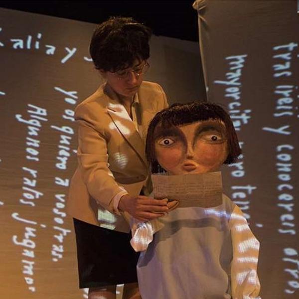 Estreno en Huesca y Zaragoza de 'La niña azul' de Elena Gómez Zazurca