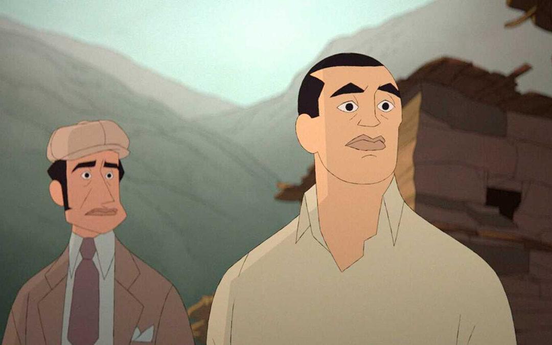 """""""Buñuel en el laberinto de las tortugas""""  del director Salvador Simó Premio Feroz Puerta Oscura en el Festival de Cine de Málaga"""