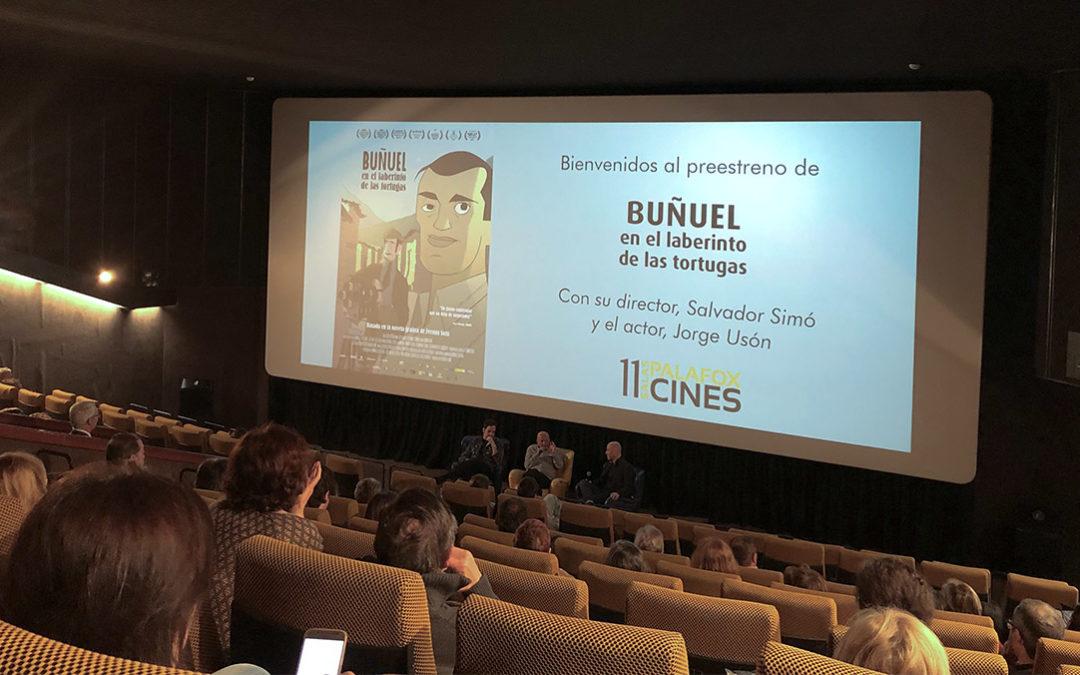 """Se estrena """"Buñuel en el laberinto de las tortugas"""""""