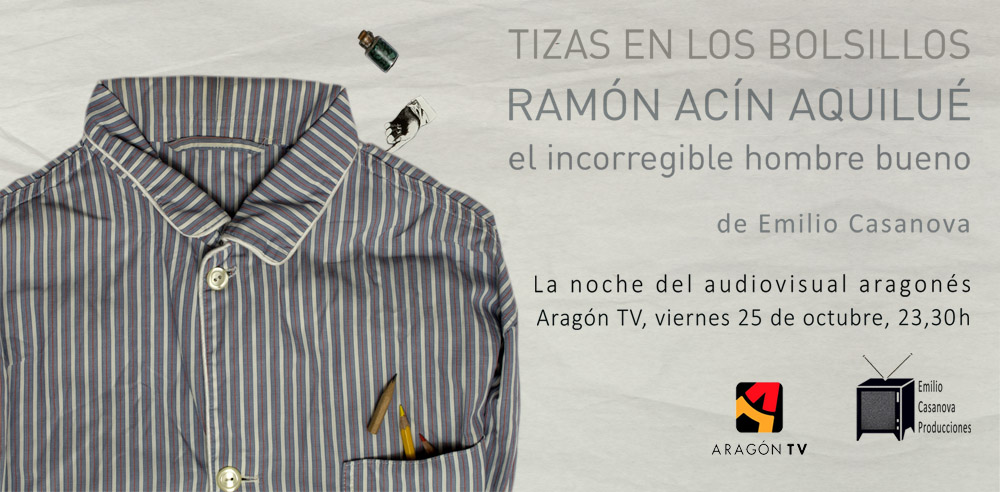 Acín en Aragón Televisión