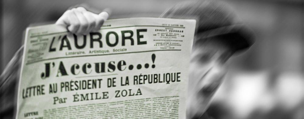 Luis Bonafoux [III]. El caso Dreyfus. Juego a vida o muerte