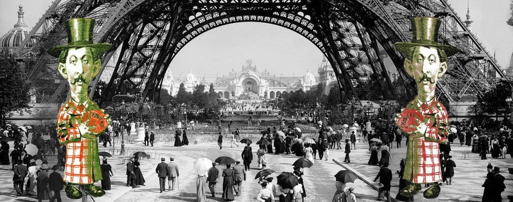Bonafoux y los españoles en París II