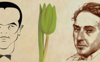 Federico García Lorca y Antonio Machado. Dos ramos verdes de luz