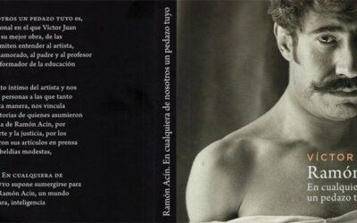 Presentación en Madrid del libro «Ramón Acín. En cualquiera parte de nosotros un pedazo tuyo»